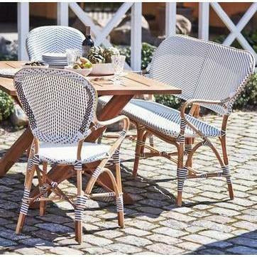 Sika-Design Affaire Isabell Bistro Arm Chair - Heaven's Gate Home & Garden