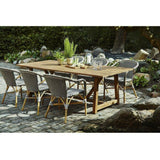 Sika-Design Affaire Madeleine Bistro Arm Chair - Heaven's Gate Home & Garden