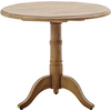 Sika-Design Teak Michel Café Table, Indoor-Dining Tables-Sika Design-Heaven's Gate Home