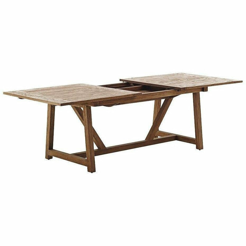 Sika-Design Teak Lucas Extension Table, Indoor-Dining Tables-Sika Design-Heaven's Gate Home