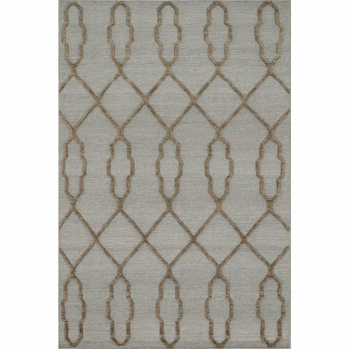 "Loloi Adler AW-03 Transitional Hand Woven Area Rug-Rugs-Loloi-Taupe-1'-6"" x 1'-6"" Sample-Heaven's Gate Home, LLC"