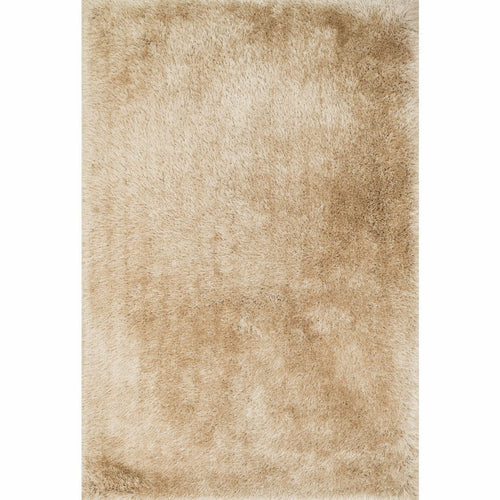 "Loloi Allure Shag AQ-01 Shags Area Rug-Rugs-Loloi-Beige-3'-6"" x 5'-6""-Heaven's Gate Home, LLC"