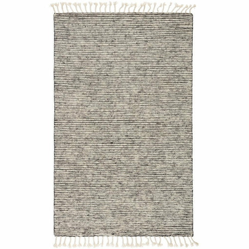Jaipur Living Alpine ALP02 Contemporary Handmade Area Rug-Rugs-Jaipur Living-White-5'X8'-Heaven's Gate Home, LLC