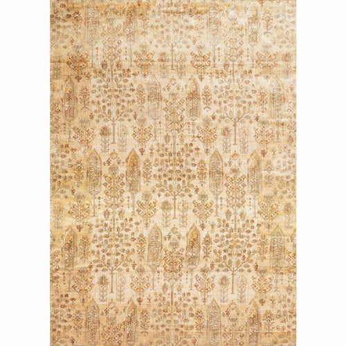 "Loloi Anastasia AF-11 Transitional Power Loomed Area Rug-Rugs-Loloi-Gold-1'-6"" x 1'-6"" Sample-Heaven's Gate Home, LLC"