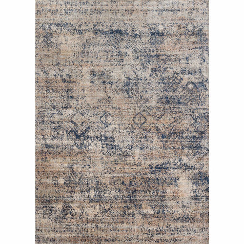 "Loloi Anastasia AF-13 Transitional Power Loomed Area Rug-Rugs-Loloi-Blue-2'-7"" x 4'-Heaven's Gate Home, LLC"