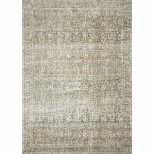 "Loloi Anastasia AF-21 Transitional Power Loomed Area Rug-Rugs-Loloi-Gray-2'-7"" x 4'-Heaven's Gate Home, LLC"