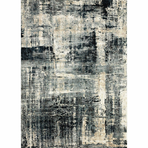 "Loloi Augustus AGS-01 Contemporary Power Loomed Area Rug-Rugs-Loloi-Navy-1'-6"" x 1'-6"" Sample-Heaven's Gate Home, LLC"