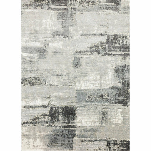 "Loloi Augustus AGS-03 Contemporary Power Loomed Area Rug-Rugs-Loloi-Green-1'-6"" x 1'-6"" Sample-Heaven's Gate Home, LLC"