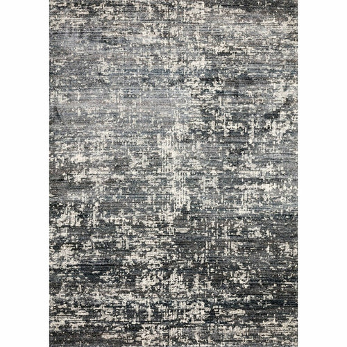 "Loloi Augustus AGS-05 Contemporary Power Loomed Area Rug-Rugs-Loloi-Blue-1'-6"" x 1'-6"" Sample-Heaven's Gate Home, LLC"