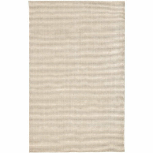 Jaipur Living Basis BI10 Modern Handmade Area Rug-Rugs-Jaipur Living-White-5'X8'-Heaven's Gate Home, LLC