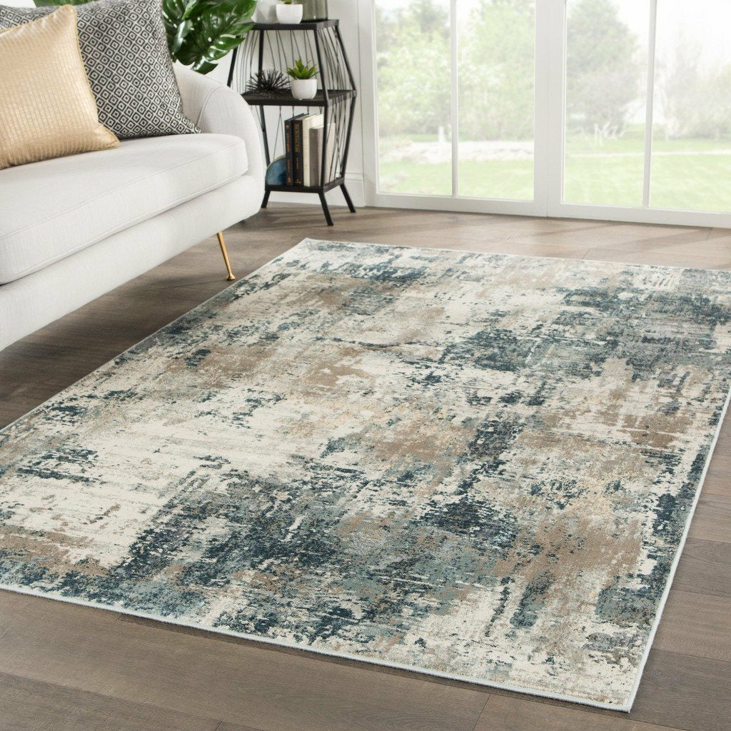Jaipur Living Caicos Sisario CAI03 Contemporary Machine Made Area Rug