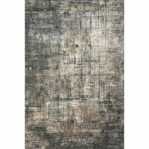 "Loloi Cascade CAS-02 Contemporary Power Loomed Area Rug-Rugs-Loloi-Charcoal-1'-6"" x 1'-6"" Sample-Heaven's Gate Home, LLC"