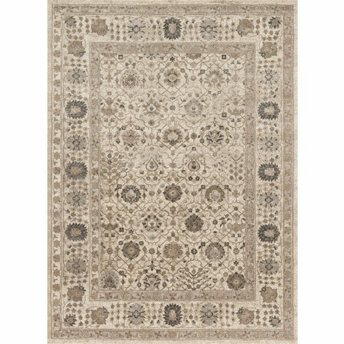 "Loloi Century CQ-02 Transitional Power Loomed Area Rug-Rugs-Loloi-Beige-2'-7"" x 4'-Heaven's Gate Home, LLC"
