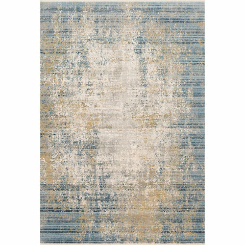 "Loloi Claire CLE-08 Traditional Power Loomed Area Rug-Rugs-Loloi-Tan-1'-6"" x 1'-6"" Sample-Heaven's Gate Home, LLC"