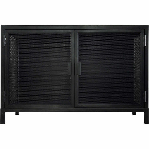 CFC Beto 2-Door Cabinet, 1-Shelf, Steel *Quick Ship*-Cabinets-CFC-Heaven's Gate Home