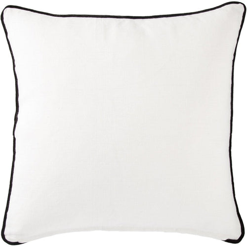Jaipur Living Ordella Cosmic White Handmade Pillow