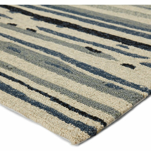Lauren Wan by Jaipur Living Colours Sketchy Lines CO08 Contemporary Handmade Area Rug-Rugs-Jaipur Living-Heaven's Gate Home, LLC