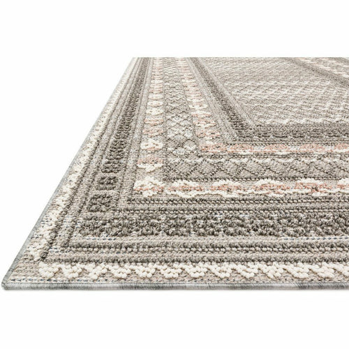 Loloi Cole COL-03 Indoor/Outdoor Power Loomed Area Rug