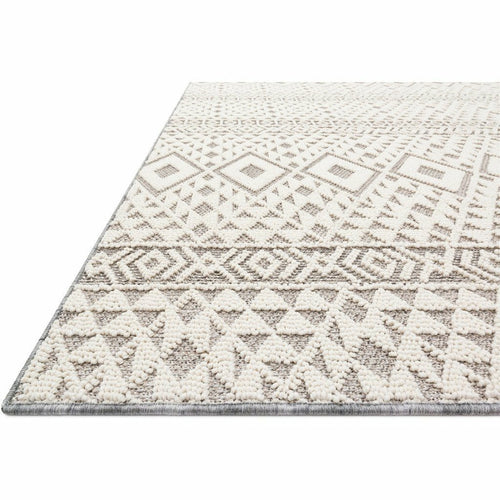 Loloi Cole COL-04 Indoor/Outdoor Power Loomed Area Rug
