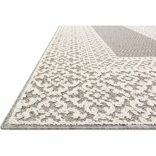 Loloi Cole COL-05 Indoor/Outdoor Power Loomed Area Rug
