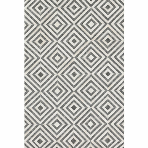 "Loloi Dorado DB-03 Contemporary Hand Stitched Area Rug-Rugs-Loloi-Charcoal-2'-6"" x 8'-0""-Heaven's Gate Home, LLC"