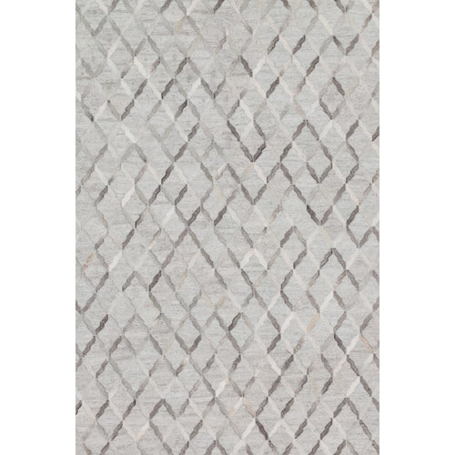 "Loloi Dorado DB-04 Contemporary Hand Stitched Area Rug-Rugs-Loloi-Gray-2'-6"" x 8'-0""-Heaven's Gate Home, LLC"