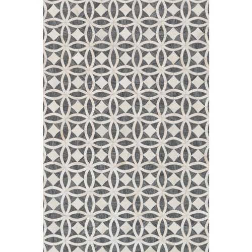 "Loloi Dorado DB-06 Contemporary Hand Stitched Area Rug-Rugs-Loloi-Charcoal-2'-6"" x 8'-0""-Heaven's Gate Home, LLC"