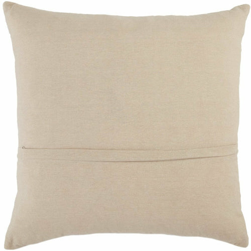 Jaipur Living Vanda Emani Taupe Handmade Pillow-Pillows-Jaipur Living-Heaven's Gate Home, LLC