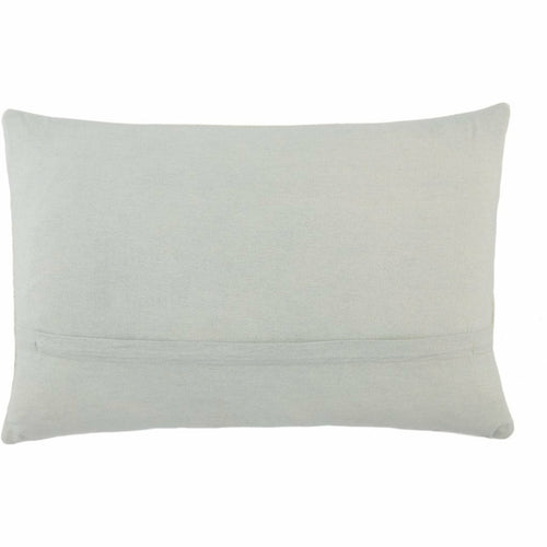 Jaipur Living Ikenna Emani Light Gray Handmade Pillow