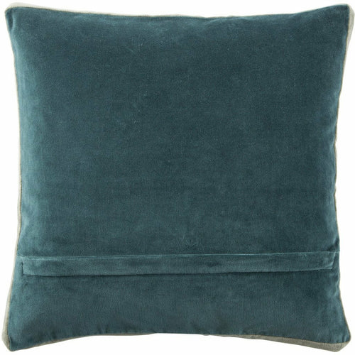 Jaipur Living Bryn Emerson Teal Pillow