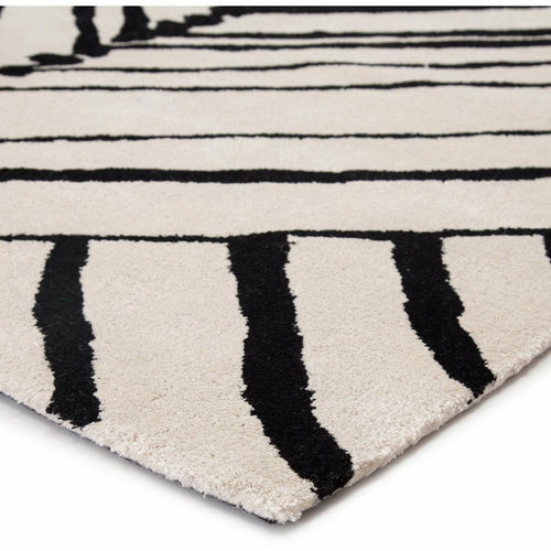 Nikki Chu by Jaipur Living Etho By Nikki Chu Gemma ENK10 Contemporary Handmade Area Rug