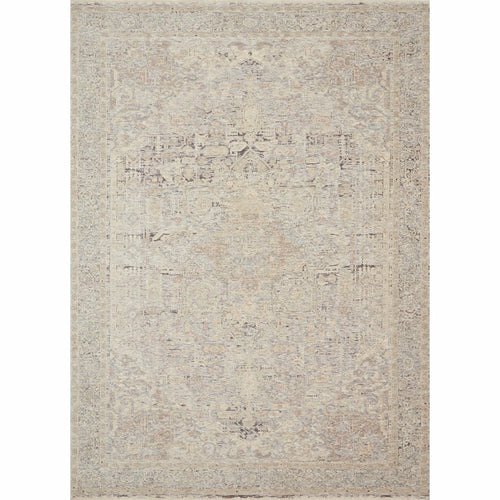 "Loloi Faye FAY-04 Transitional Power Loomed Area Rug-Rugs-Loloi-Multi-18"" x 18"" Sample-Heaven's Gate Home, LLC"