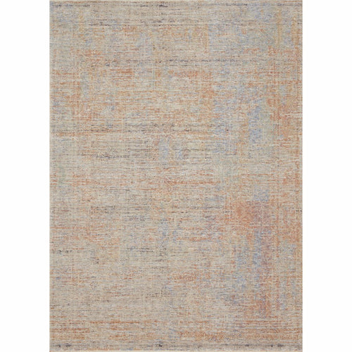 "Loloi Faye FAY-07 Transitional Power Loomed Area Rug-Rugs-Loloi-Beige-18"" x 18"" Sample-Heaven's Gate Home, LLC"