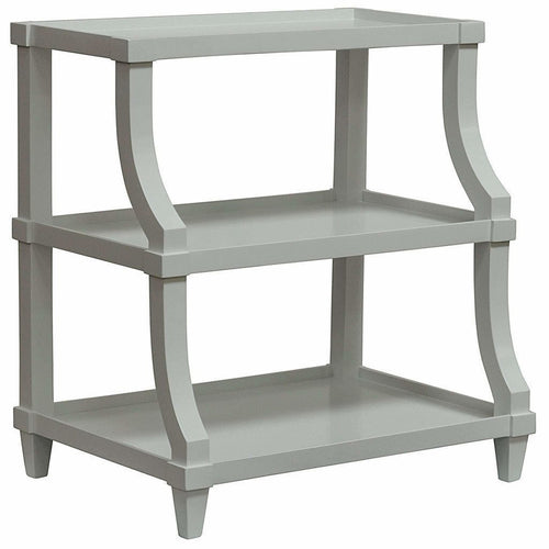 CFC Carlsbad Side Table, Alder, Nightingale *Quick Ship*-Side Tables-CFC-Heaven's Gate Home