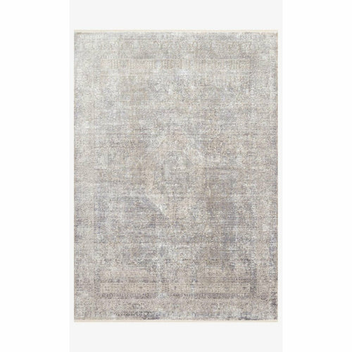 "Loloi Franca FRN-01 Transitional Power Loomed Area Rug-Rugs-Loloi-Silver-1'-6"" x 1'-6"" Sample-Heaven's Gate Home, LLC"