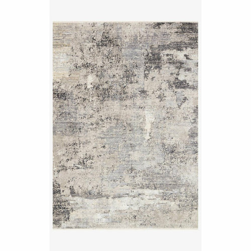 "Loloi Franca FRN-02 Transitional Power Loomed Area Rug-Rugs-Loloi-Charcoal-1'-6"" x 1'-6"" Sample-Heaven's Gate Home, LLC"