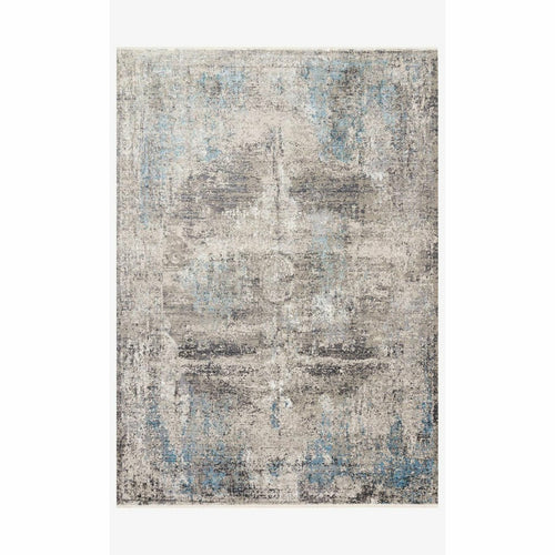 "Loloi Franca FRN-04 Transitional Power Loomed Area Rug-Rugs-Loloi-Multi-1'-6"" x 1'-6"" Sample-Heaven's Gate Home, LLC"