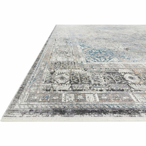 Loloi Gemma GEM-05 Traditional Power Loomed Area Rug-Rugs-Loloi-Heaven's Gate Home, LLC
