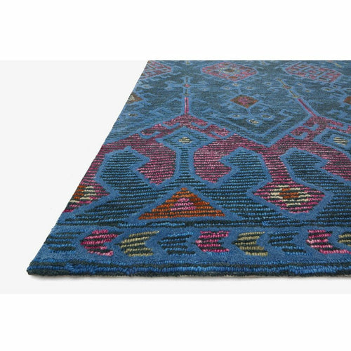 Justina Blakeney x Loloi Gemology GQ-02 Contemporary Hand Tufted Area Rug