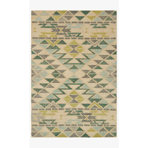 Justina Blakeney x Loloi Gemology GQ-03 Contemporary Hand Tufted Area Rug