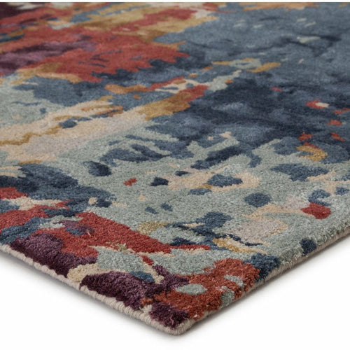 Jaipur Living Genesis Matcha GES45 Contemporary Handmade Area Rug-Rugs-Jaipur Living-Heaven's Gate Home, LLC