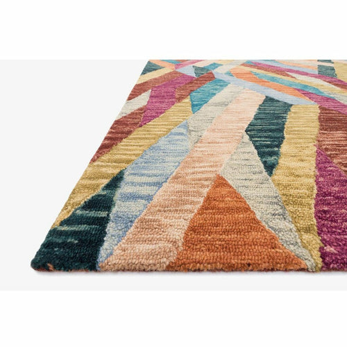 Justina Blakeney x Loloi Hallu HAL-02 Contemporary Hooked Area Rug-Rugs-Justina Blakeney x Loloi-Heaven's Gate Home, LLC
