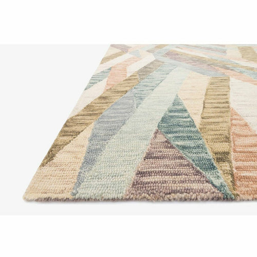 Justina Blakeney x Loloi Hallu HAL-03 Contemporary Hooked Area Rug-Rugs-Justina Blakeney x Loloi-Heaven's Gate Home, LLC