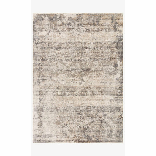 "Loloi Homage HOM-01 Transitional Power Loomed Area Rug-Rugs-Loloi-Beige-1'-6"" x 1'-6"" Sample-Heaven's Gate Home, LLC"