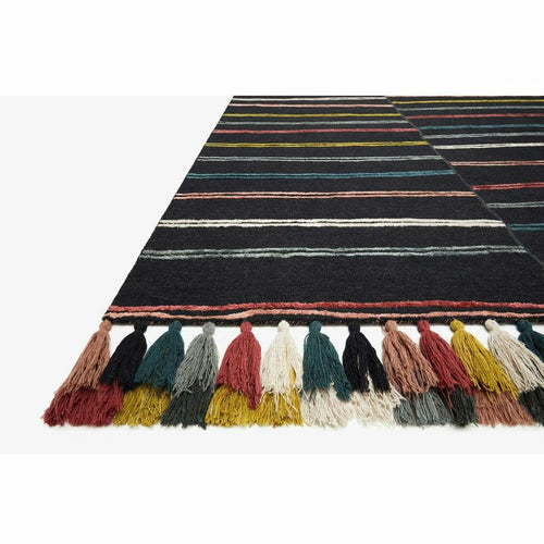 Justina Blakeney x Loloi Jamila JAA-01 Contemporary Hooked Area Rug-Rugs-Justina Blakeney x Loloi-Heaven's Gate Home, LLC