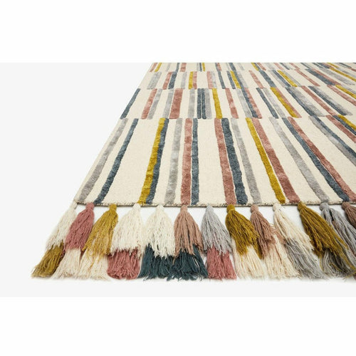 Justina Blakeney x Loloi Jamila JAA-02 Contemporary Hooked Area Rug-Rugs-Justina Blakeney x Loloi-Heaven's Gate Home, LLC