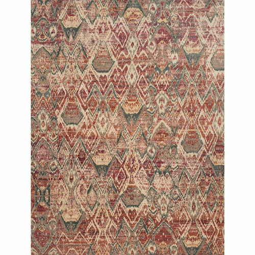 "Loloi Javari JV-04 Contemporary Power Loomed Area Rug-Rugs-Loloi-Red-2'-6"" x 4'-0""-Heaven's Gate Home, LLC"
