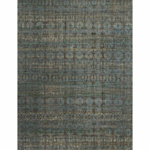 "Loloi Javari JV-07 Contemporary Power Loomed Area Rug-Rugs-Loloi-Green-1'-6"" x 1'-6"" Sample-Heaven's Gate Home, LLC"