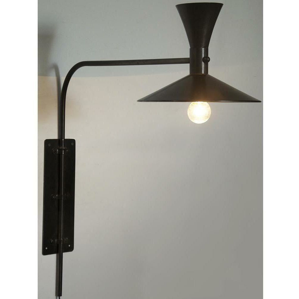 Noir Enzo Sconce - Heaven's Gate Home & Garden