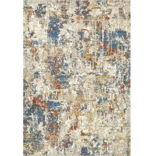 "Loloi Landscape LAN-03 Contemporary Power Loomed Area Rug-Rugs-Loloi-Multi-1'-6"" x 1'-6"" Sample-Heaven's Gate Home, LLC"